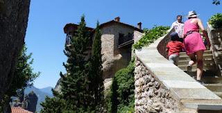 Monasterio de Santa Bárbara o Roussanou.
