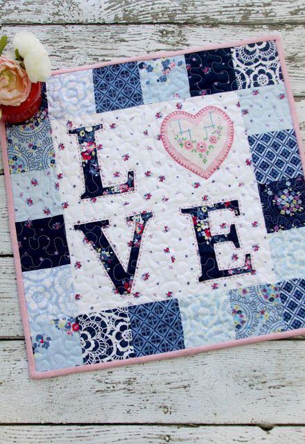 floral-love-mini-quilt