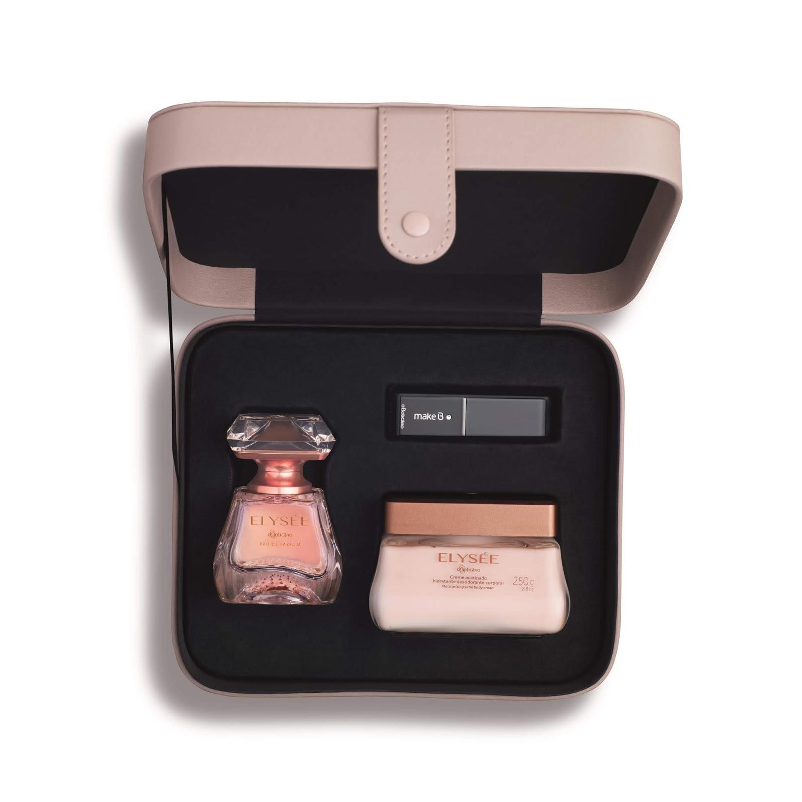 Coleção kit de corporal maquiagem