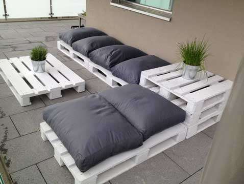 DIY for U - by Ale: Mon jardin total DIY