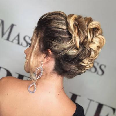 fryzury na wesele