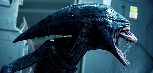 Baby Xenomorf în Prometheus