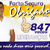 Lazaro Axé Moi diz Obrigado a Porto Seguro pela Confiança