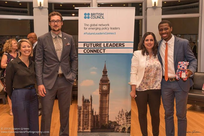 Fully funded British Council Future Leaders Connecting Young Leaders Worldwide to UK, 2019