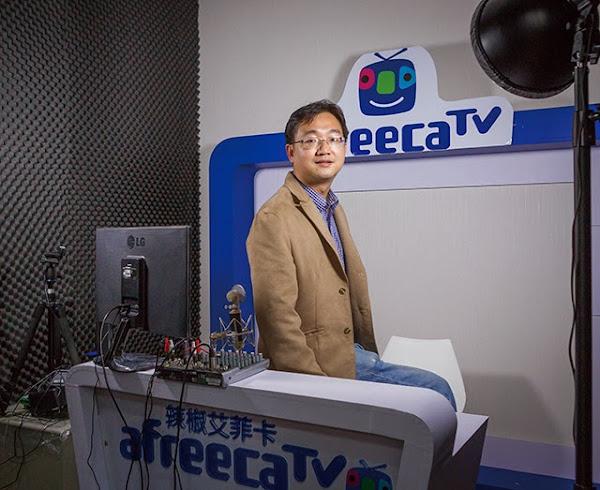 辣椒艾菲卡TV執行長游升志