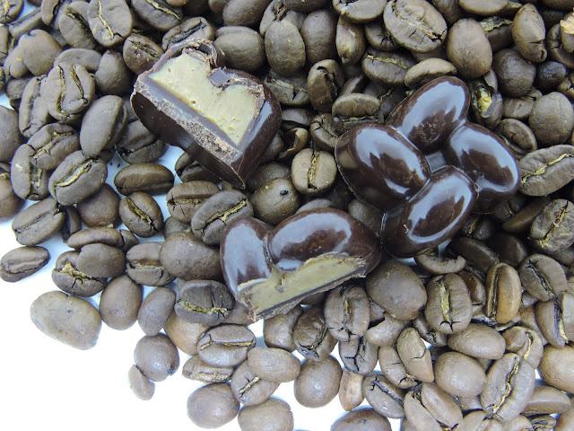 Praline ganache Orelys café Caraibe cours Chocolate addict 2 Les secrets du chef Sarah Mesbahi