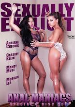 Sexually Explicit 8: Anal Maniacs xXx (2014)