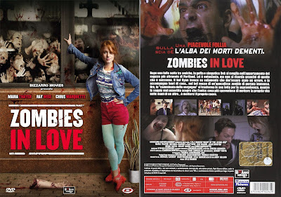 Zombies in Love, la cover del dvd italiano
