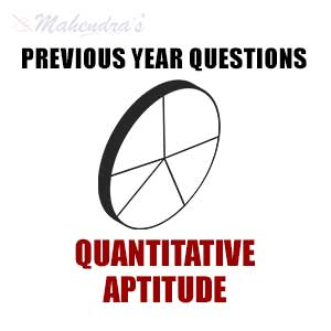 Previous Year Quant Questions | 13.07.2017