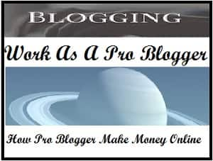 How Blogging Is Different From Problogging, Choose Best