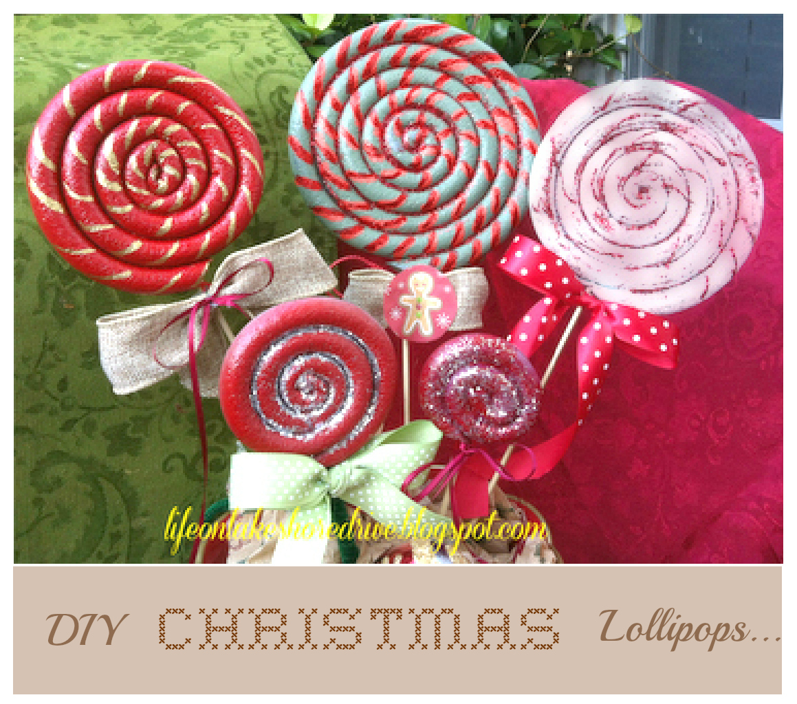 Craftionary for Chocolate christmas decorations