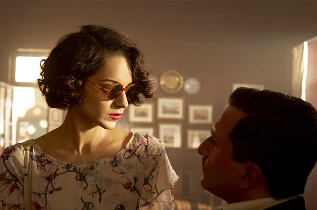 Rangoon, Kangana Ranaut, Saif Ali Khan, Directed by Vishal bhardwaj