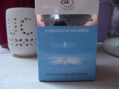 dermacol Aqua beauty HYDRATAČNÝ GÉL-KRÉM