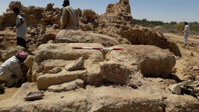 Roman-era temple discovered in Egypt's Siwa Oasis