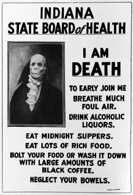 Indiana State Board of Health - I am Death