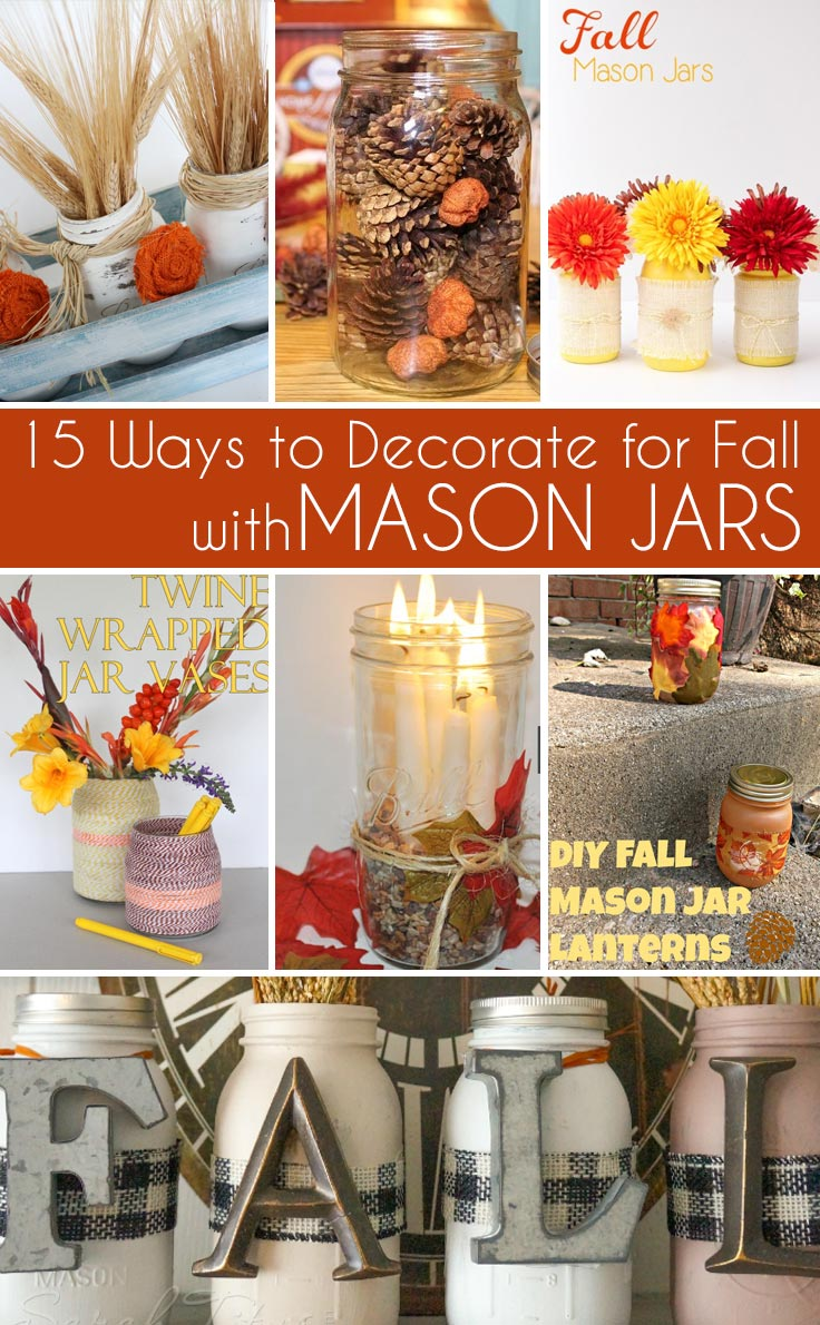 Crafts With Jars Fall Mason Jar Crafts