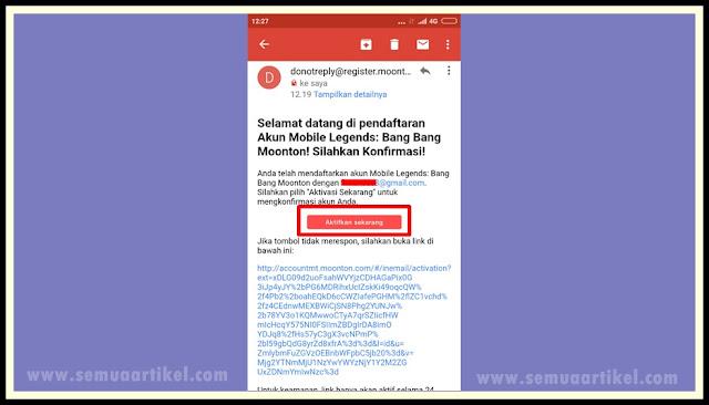 How To Create Akun Moonton Mobile Legend Singkat