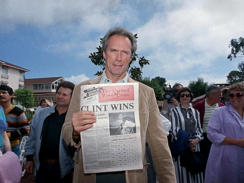 The Clint Eastwood Archive: Clint Eastwood: Mayor of Carmel