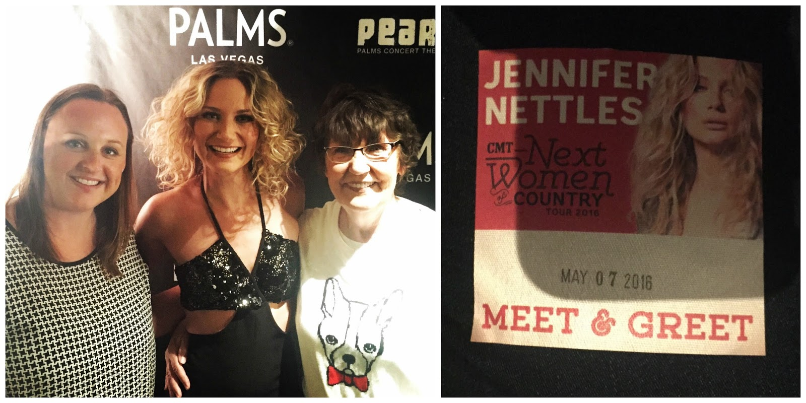 The d family 2016 amie left and we were all very sad the next night i took grams to see jennifer nettles kristyandbryce Images