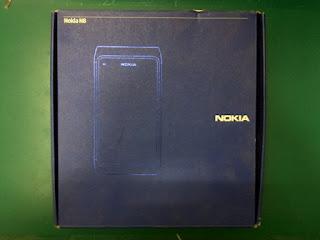 Dus Nokia N8 Seken
