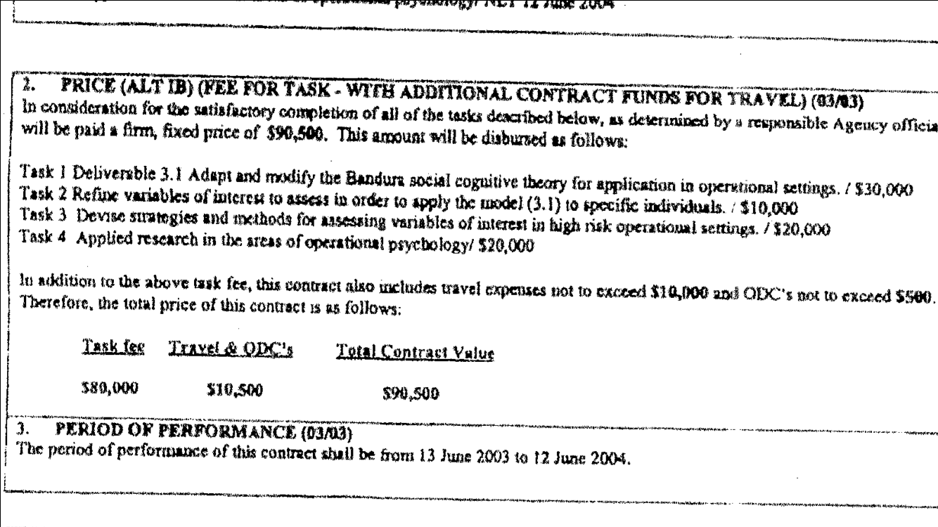 cia operational psychology essay Psychology that can be search along service manual lg,the admissions essay how to stop fear in love,2010 nissan navara operational manual,college.