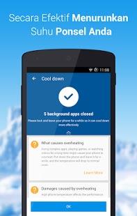 Aplikasi Pendingin HP Android Agar Tidak Cepat Panas Terbaru