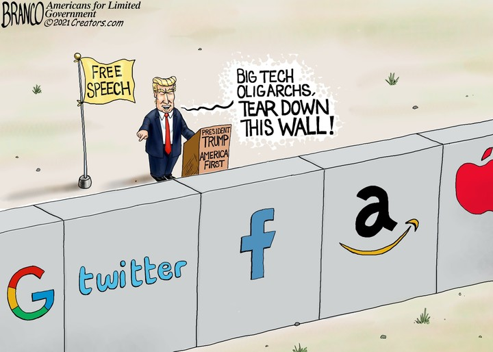 Censorship Wall