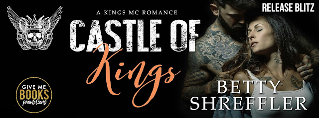 [New Release] CASTLE OF KINGS by Betty Shreffler @betty_shreffler @GiveMeBooksBlog #Review #TheUnratedBookshelf