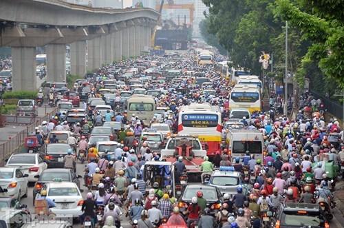 Tại sao Hà Nội luôn tắc đường có phải ý thức người dân kém