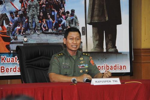 Kapuspen TNI : Oknum Pelaku Penamparan Petugas Bandara Soekarno-Hatta Bukan Anggota TNI Aktif