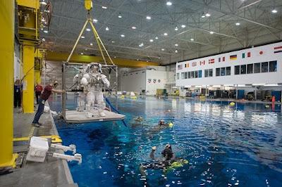 宇宙飛行士訓練