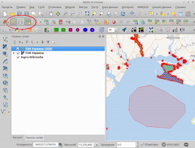 edit vector data from nextgis web (NGW) in the QGIS by WFS