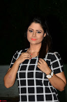 Shilpa Chakravarthy in Dark blue short tight dress At Srivalli Movie Pre Release Event ~  Exclusive Celebrities Galleries 024.JPG