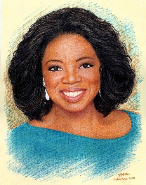 Oprah Art