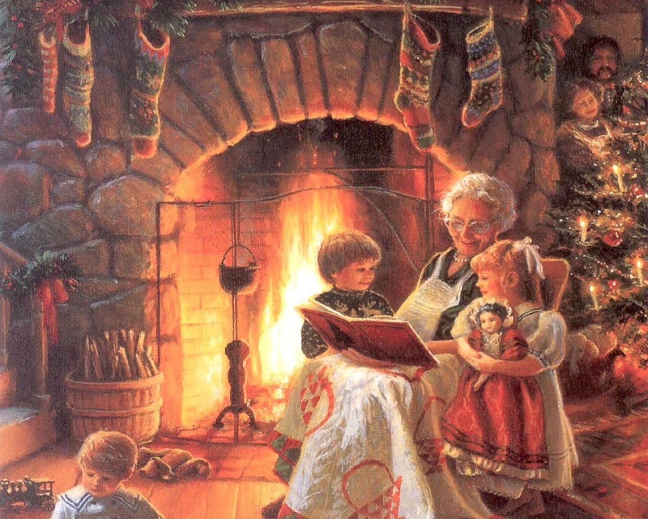 Navidad en casa de la abuelita - Navidad en casa ...