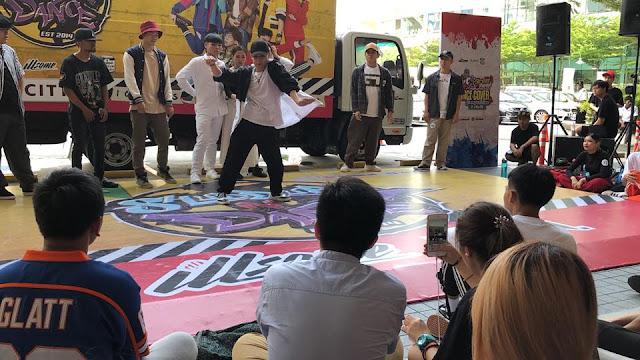 Shuddup N Dance 2018, Klang Parade, Dance Competition, Malaysia