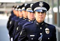 Anggota polisi LAPD