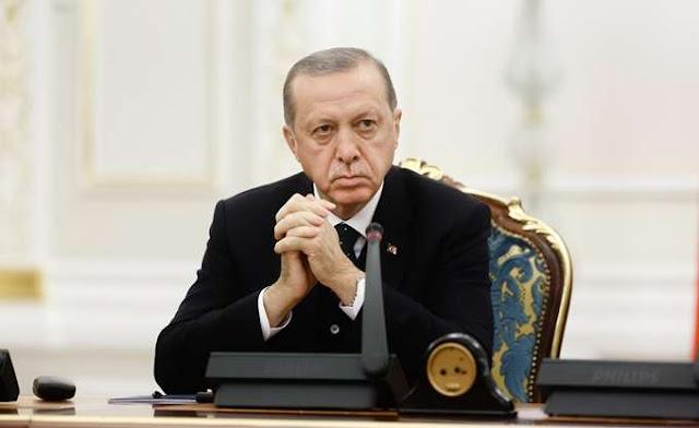 Ερντογάν: Δεν θα αναγνωρίσουμε ποτέ την παράνομη προσάρτηση της Κριμαίας από τη Ρωσία