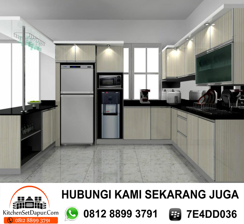Jasa Kitchen Set Aluminium Kelapa Dua Depok 0812 8899 3791