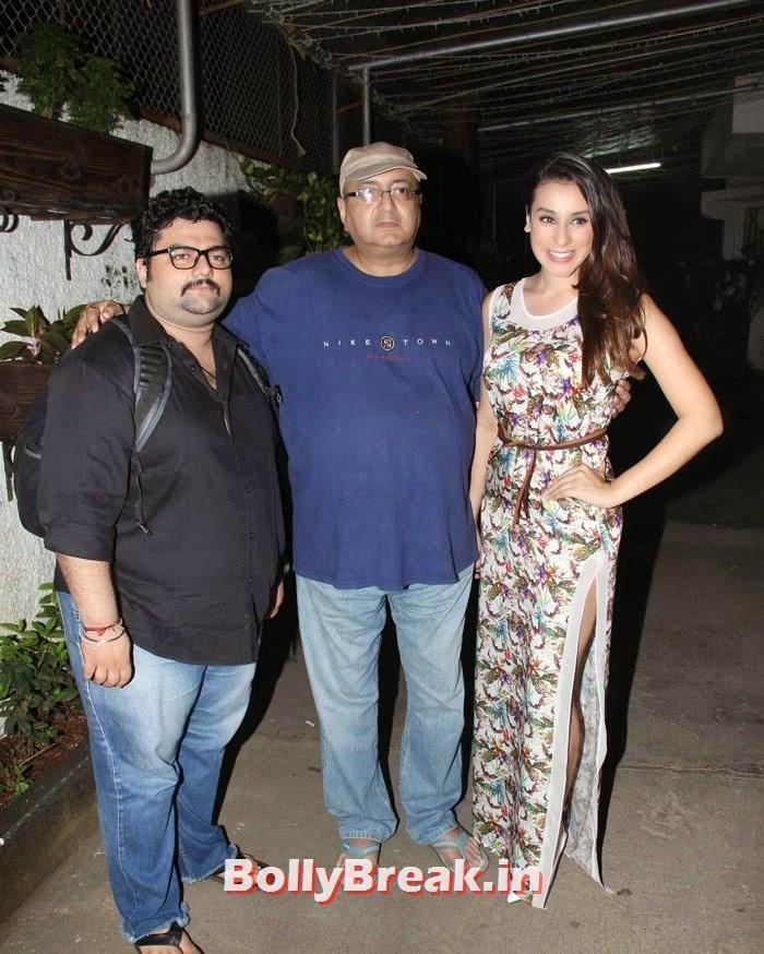 Kavin Dave, Viveck Vaswani, Anindita Nayar, Pics from '3 AM' Movie Special Screening