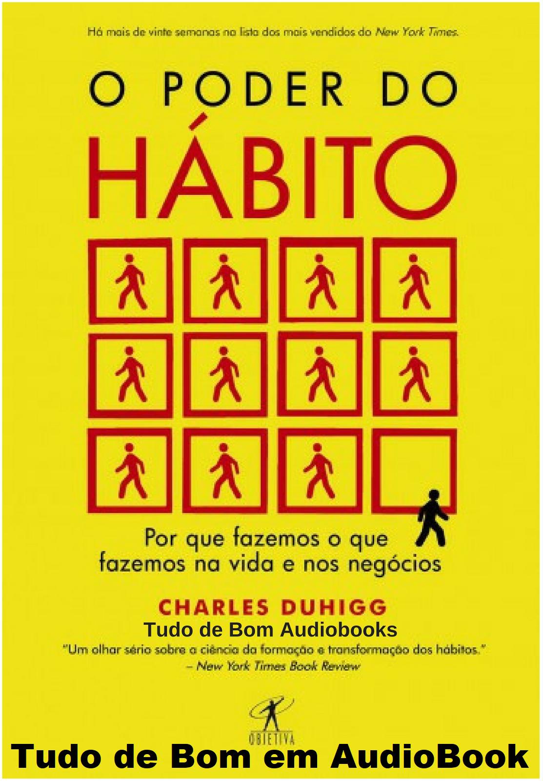 Tudo de Bom em Audiobooks: O Poder do Hábito – Charles