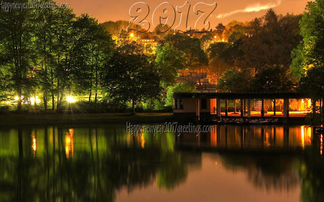 New Year 2017 Nature Pics Wishes Download For Smartphone android
