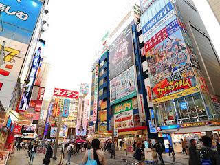 Akihabara - Tour Jepang