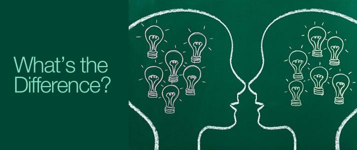 الأختلاف بين رائد الأعمال Entrepreneur  و رائد الأعمال الموظف Intrapreneur