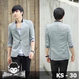 jas exclusive jaket korean style  ks 30