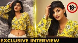 Actress Yashika Aannand Interview | Dhuruvangal Pathinaaru