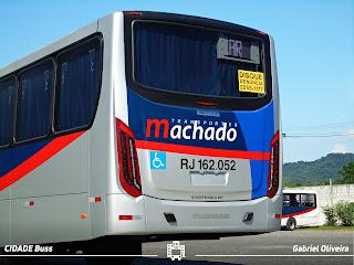 Imagem ônibus 444L Penha x Piabetá