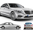 6+1 Toyota Innova car Hire : Mercedes-Benz S-Class Car hire Delhi Noida Gurgaon
