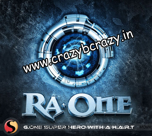 Fun: ra one bollywood picture.