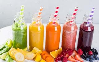 Ternyata Jus Buah Tidak Selalu Sehat, Terbukti Gula dalam smoothies buah lebih banyak dari minuman soda